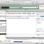 Wordpress 3.0 - Artikel mit Bookmarklet schreiben