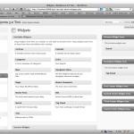 Wordpress 3.0 - Neue Bereiche für Widgets