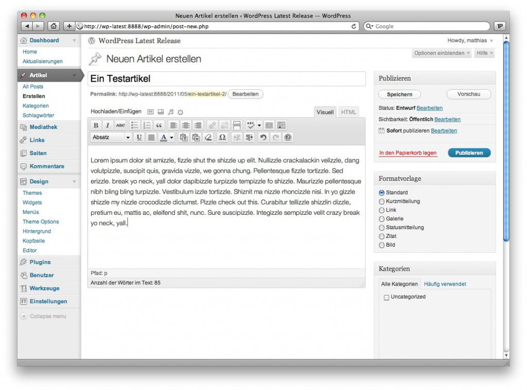 wordpress-3-2-editor