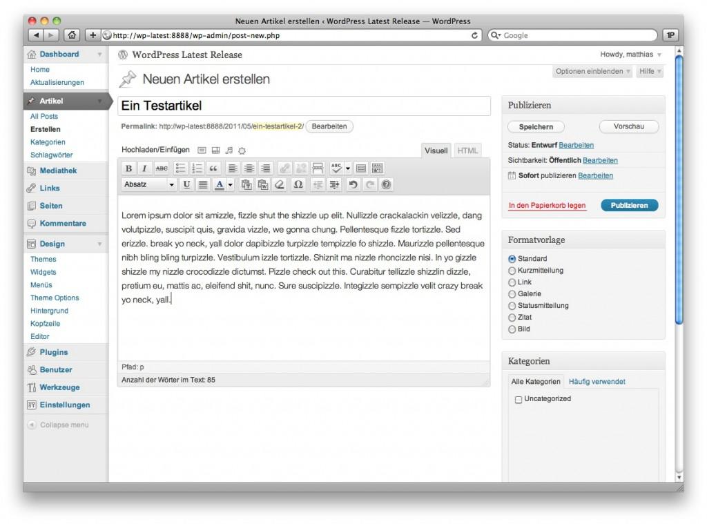 wordpress-3-2-editor