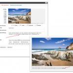Captions mit HTML in WordPress 3.4