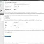 7 - WordPress 3.5 - Einstellungen Schreiben
