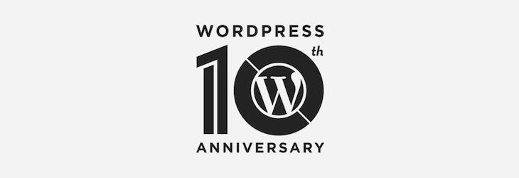 PabstWP Beitragsbild 10 Jahre WordPress