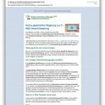 Datenschutzbeauftragter INFO - Taeglicher Newsletter