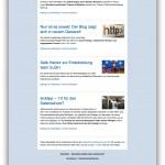 Datenschutzbeauftragter INFO - Woechentlicher Newsletter 2_2